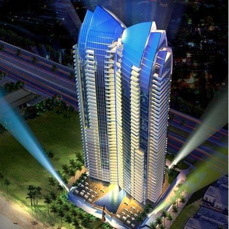 Jade Ocean Condominiums