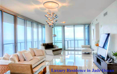Luxury Residence in Jade Ocean
